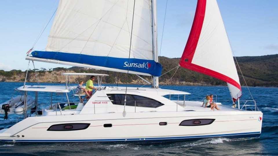 Sunsail 444 - 4 Cabin