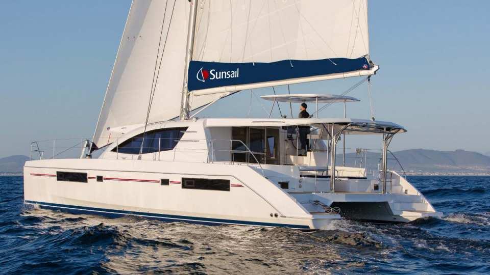 Sunsail 484 - 4 Cabin