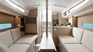 Sunsail Oceanis 30.1 living space