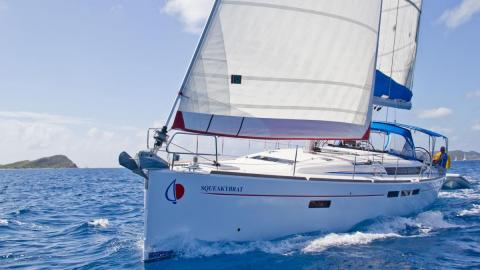 Sunsail 51 - 4 cabin